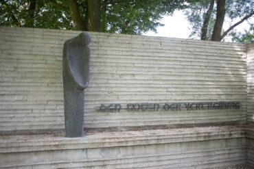 Siegbert Amler: Ehrenmal der Vertriebenen (Foto: KUNST@SH/Jan Petersen, 2021)