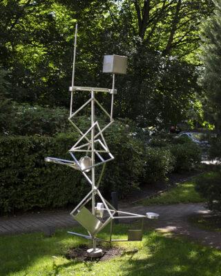 Klaus Harten: Objekt (Foto: KUNST@SH/Jan Petersen, 2021)