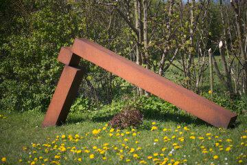 Alf Becker - Kunstraum Skulpturengarten, (Foto: KUNST@SH/Jan Petersen, 2016)