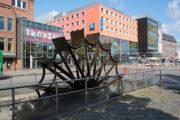 Uwe Appold: Mühlenstrom-Wasserrad