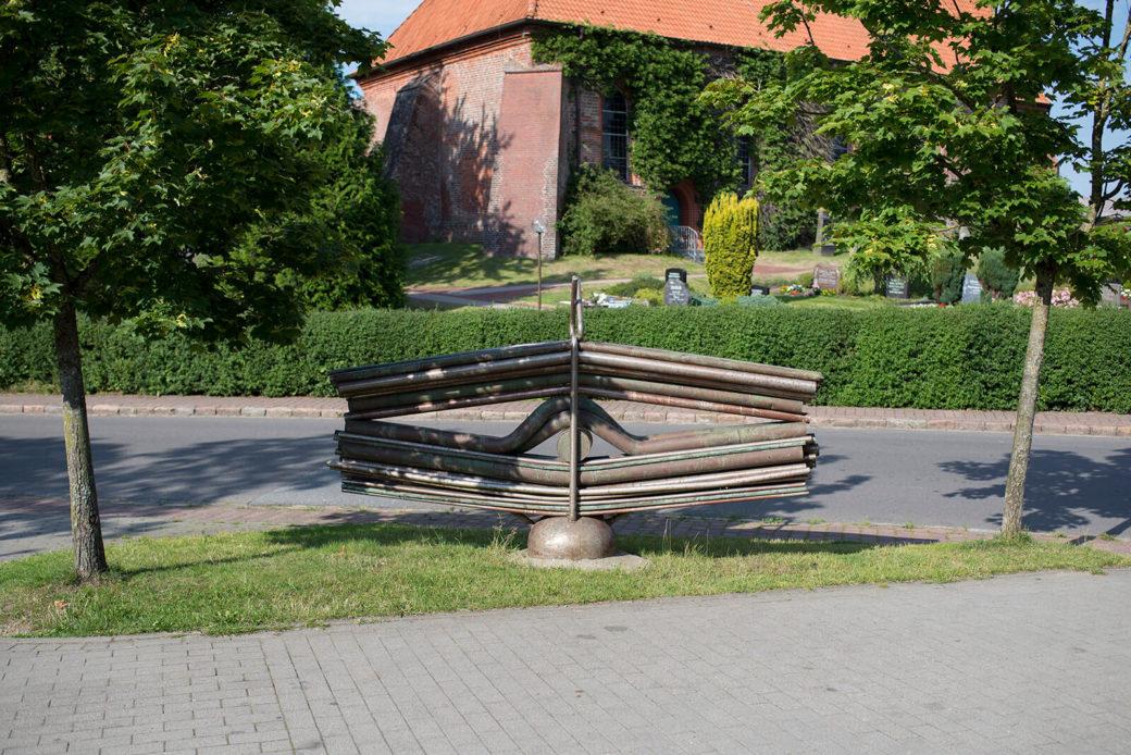 B. Lothar Frieling: Das Ding, (Foto: KUNST@SH/Jan Petersen)
