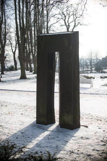 Bård Breivik: Tor, (Foto: KUNST@SH/Jan Petersen)