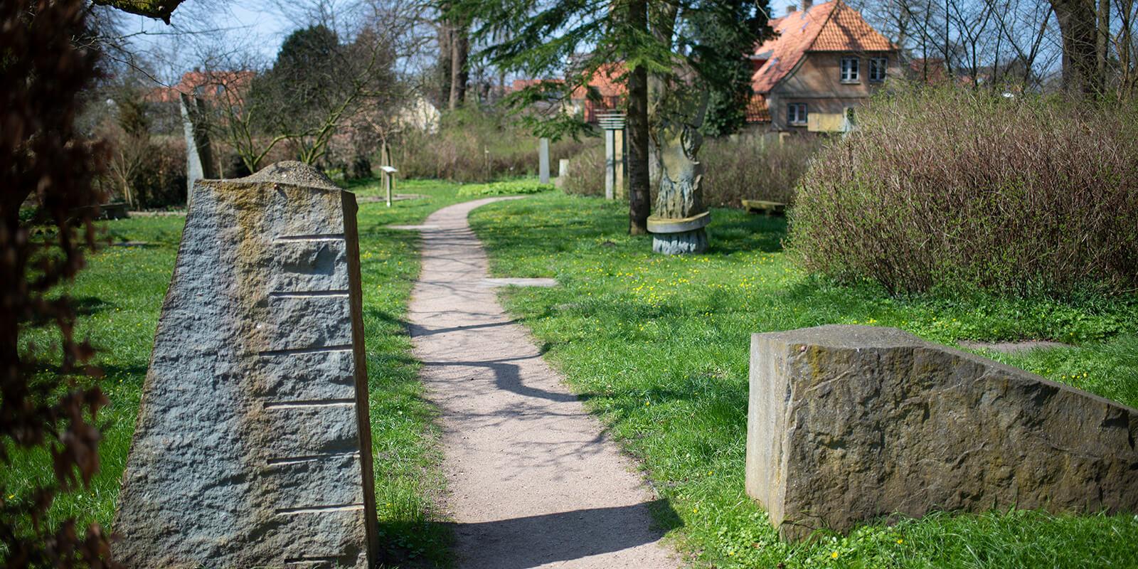 Bibelgarten im St. Johanniskloster