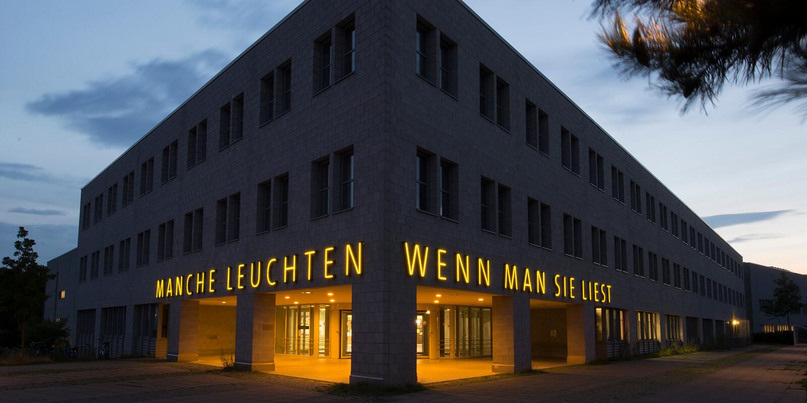 Campus der Uni Kiel