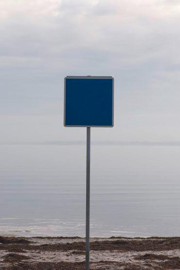Carsten Höller: Ein Quadratmeter Blau, (Foto: KUNST@SH/Jan Petersen, 2016)