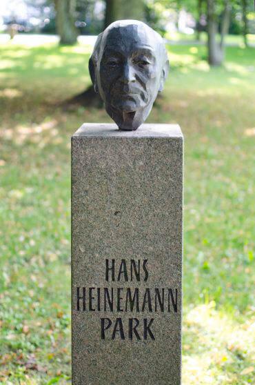 Denkmal für Hans Heinemann, (Foto: KUNST@SH/Jan Petersen)