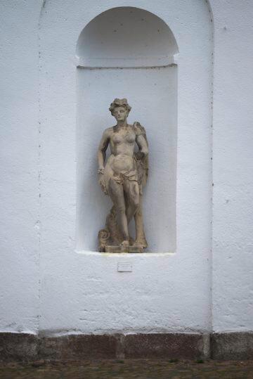 Unbekannter norddeutscher Bildhauer: Diana, (Foto: KUNST@SH/Jan Petersen, 2017)