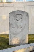 Erwin Scheerer: Max-Planck-Denkmal