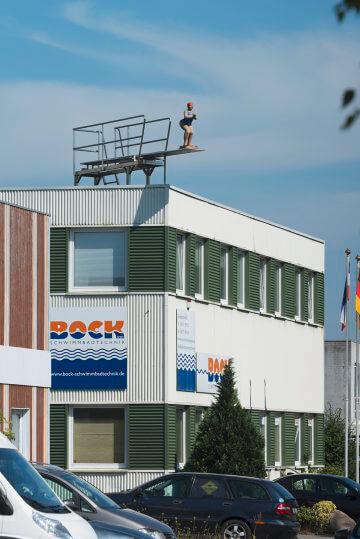 Firma Bock: Turmspringerin, (Foto: KUNST@SH/Jan Petersen, 2016)