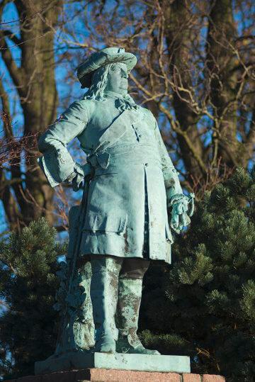 Fritz Schaper: Denkmal des Großen Kurfürsten, Foto: KUNST@SH/Jan Petersen