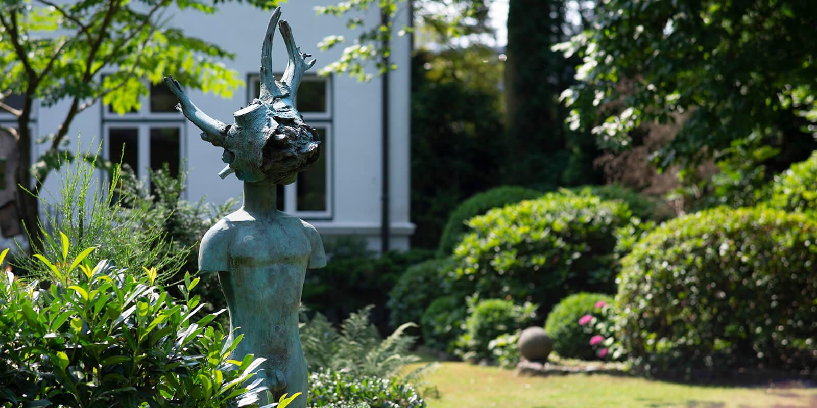 Garten der Stiftung Ohm