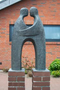 Gedenkstätte Ladelund, (Foto: KUNST@SH/Jan Petersen)