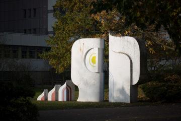 Gerhard Backschat und Erich Lethgau: Freie Plastik, (Foto: KUNST@SH/Jan Petersen)