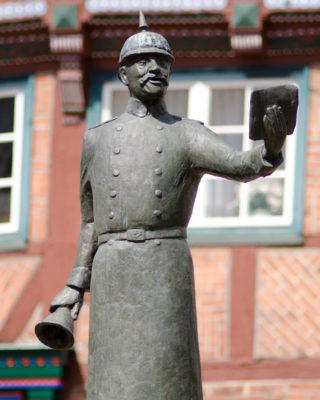 Karlheinz Goedtke: Bürgerbrunnen für Hein Lüth, (Foto: KUNST@SH/Jan Petersen)