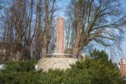 Gustav August Munzer: Langemarck-Denkmal