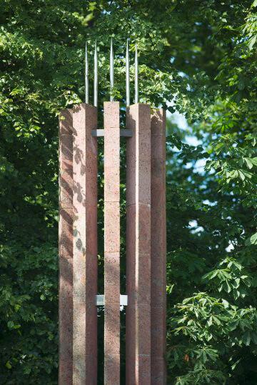 Gustav August Munzer: Langemarck-Denkmal, (Foto: KUNST@SH/Jan Petersen)