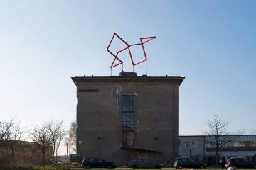 HD Schrader: Kubus Balance, (Foto: KUNST@SH/Jan Petersen)