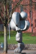 Hans Kock: Große Standfigur