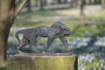 Hans Martin Ruwoldt: Panther, (Foto: KUNST@SH/Jan Petersen, 2017)