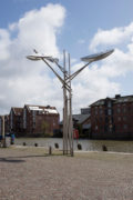 Hans-Michael Kissel: Kinetische Skulptur