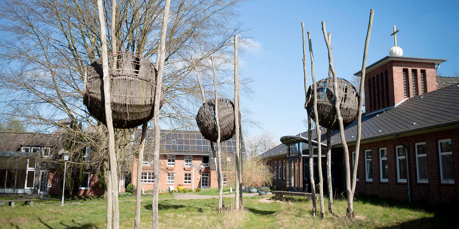 Skulpturengarten KunstHaus am Schüberg