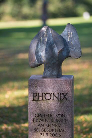 Heinrich Rohwedder: Phönix, (Foto: KUNST@SH/Jan Petersen)
