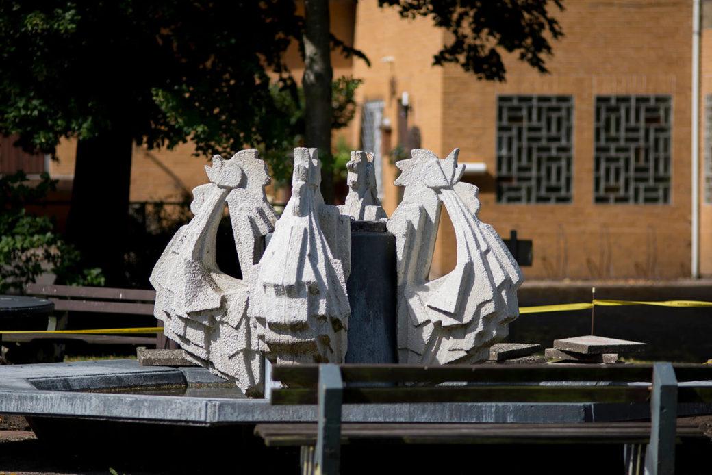 Hohner Brunnen, (Foto: KUNST@SH/Jan Petersen)