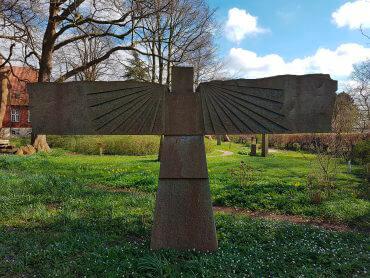 Jan Koblasa: Adler, (Foto: KUNST@SH/Jan Petersen)