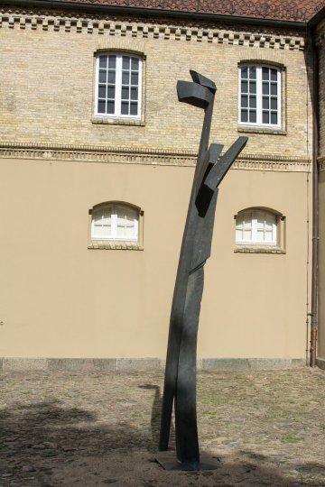 Jan Koblasa: Heiliger Sebastian, (Foto: KUNST@SH/Jan Petersen)