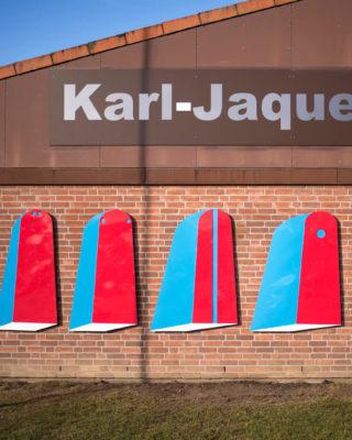 Jan Koblasa: Vier weise Affen, (Foto: KUNST@SH/Jan Petersen)