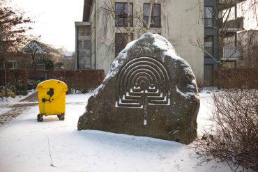 Jo Kley: Labyrinth, (Foto: KUNST@SH/Jan Petersen)