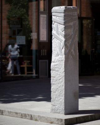 Jo Kley: Verbunden / Märtyrerweg, (Foto: KUNST@SH/Jan Petersen)
