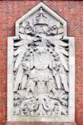 Kaiseradler der Levensauer Hochbrücke