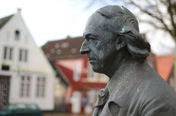 Karl Pracht: Theodor Mommsen, (Foto: KUNST@SH/Jan Petersen)