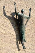 Karlheinz Goedtke: Auferstandener Christus