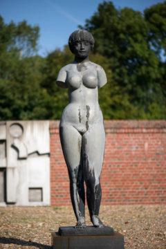 Hans Kock: Große weibliche Figur, (Foto: KUNST@SH/Jan Petersen)