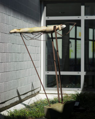 Markus Herschbach: Irrflug der Kykladen (Foto: KUNST@SH/Jan Petersen)