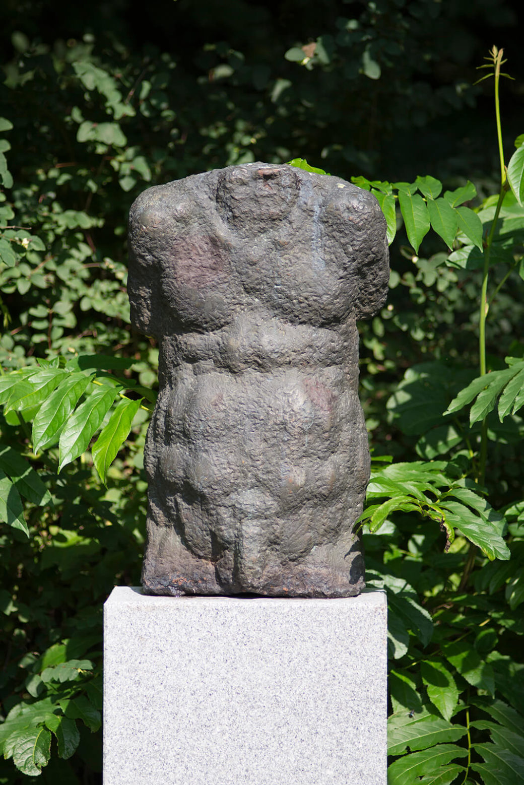 Michael Mohns: Torso, (Foto: KUNST@SH/Jan Petersen)