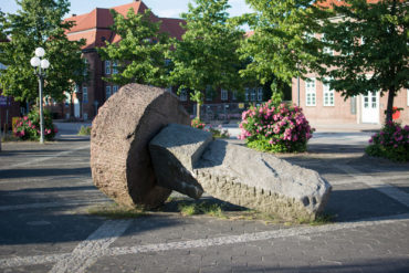 Mindaugas Navakas: Achse, (Foto: KUNST@SH/Jan Petersen)