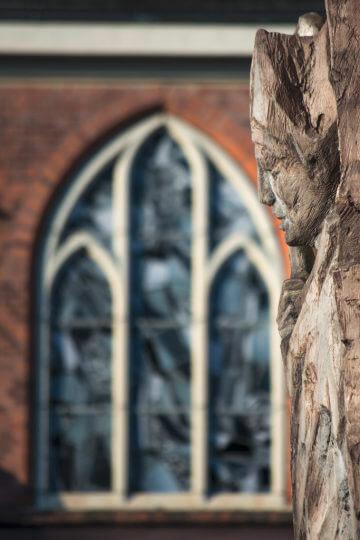 Paul Brandenburg: Heiliger Nikolaus, (Foto: KUNST@SH/Jan Petersen)
