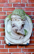 Relief am ehem. Franziskanerkloster
