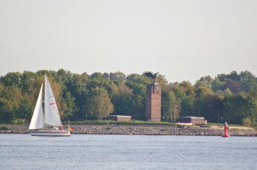 Robert Tischler: U-Boot-Ehrenmal, (Foto: KUNST@SH/Jan Petersen)