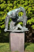 Walter Rössler: Werftarbeiter