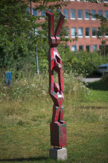 Rosa Treß – World Cirucs Paradox, (Foto: KUNST@SH/Jan Petersen, 2016)