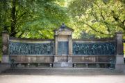 Rudolf Siemering und Heinrich Moldenschardt: Kriegerdenkmal