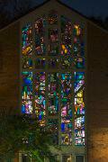 Dagmar Schulze-Ross: Altarfenster der Bugenhagenkirche