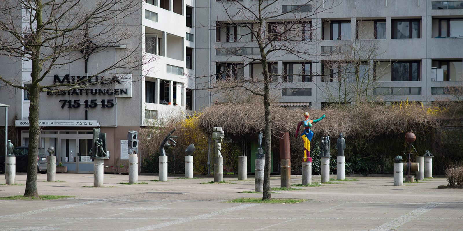 Skulpturenhof Mümmelmannsberg