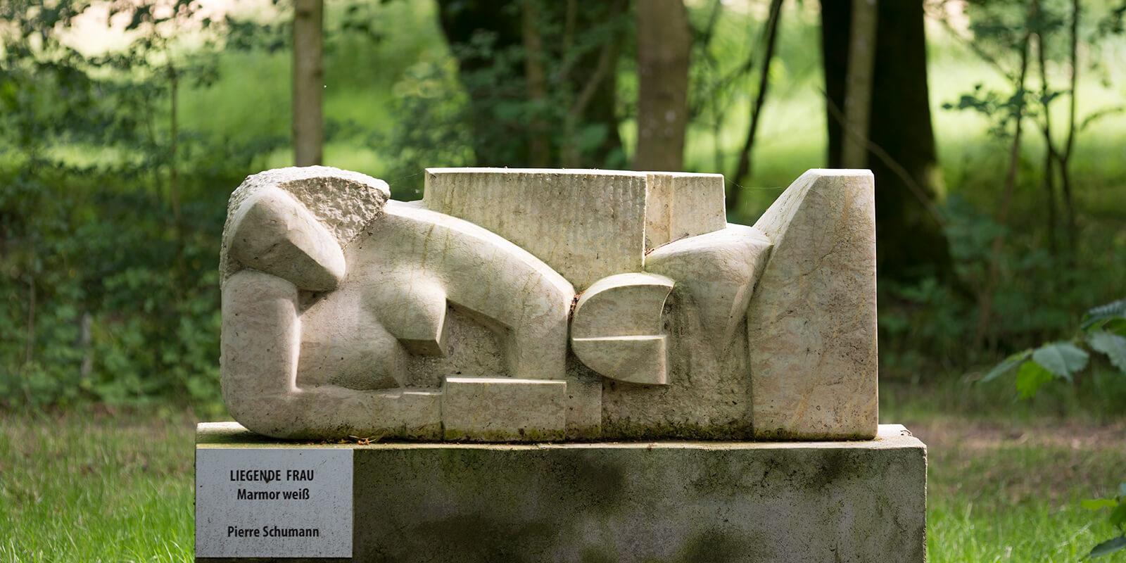 Skulpturenpark Herrenhaus Hoyerswort