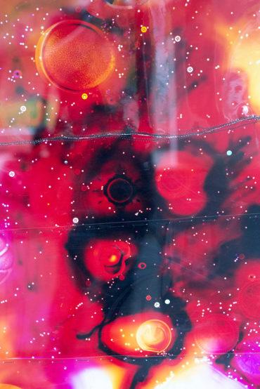 Till Lichtenberger: Making of the Universe (Foto: KUNST@SH/Jan Petersen, 2016)