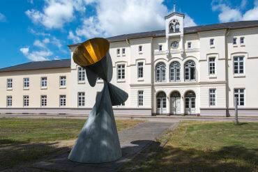 Ulrich Beier: Sonnenuhr, (Foto: KUNST@SH/Jan Petersen)